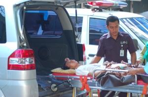 Fasilitas Ambulance Rujukan Pasien