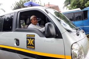 Pak Mulyono dan Ambulan PKS