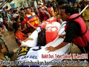 relawan pks